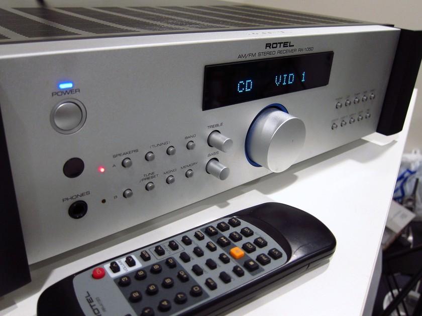 Rotel  RX 1050 Silver or Black model
