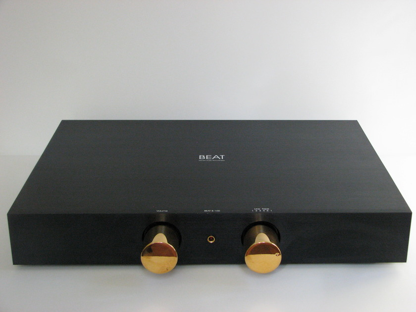 Densen Audio Technologies Beat B-100 Amplifier