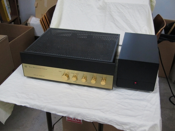 VAC  CPA1 MK 2 Pre amp with Phono Stage