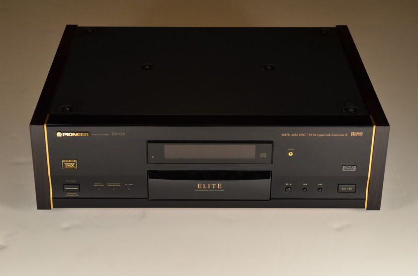 Pioneer DV-09 dvd/cd/video cd player