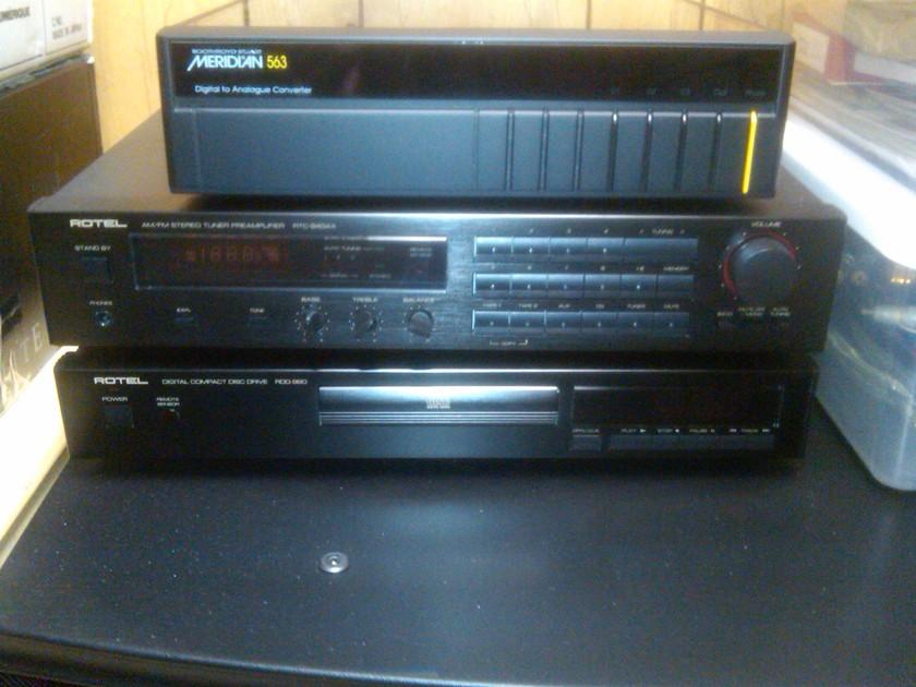 Rotel RDD-980