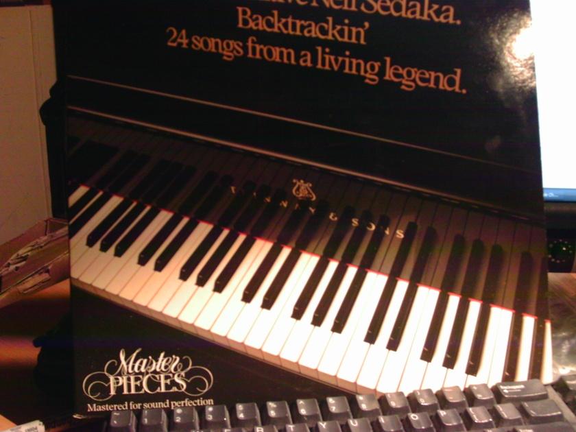 Neil Sedaka - BACKtrackin' 2 record set-inport