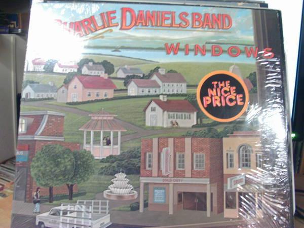 Charlie daniels band - WINDows