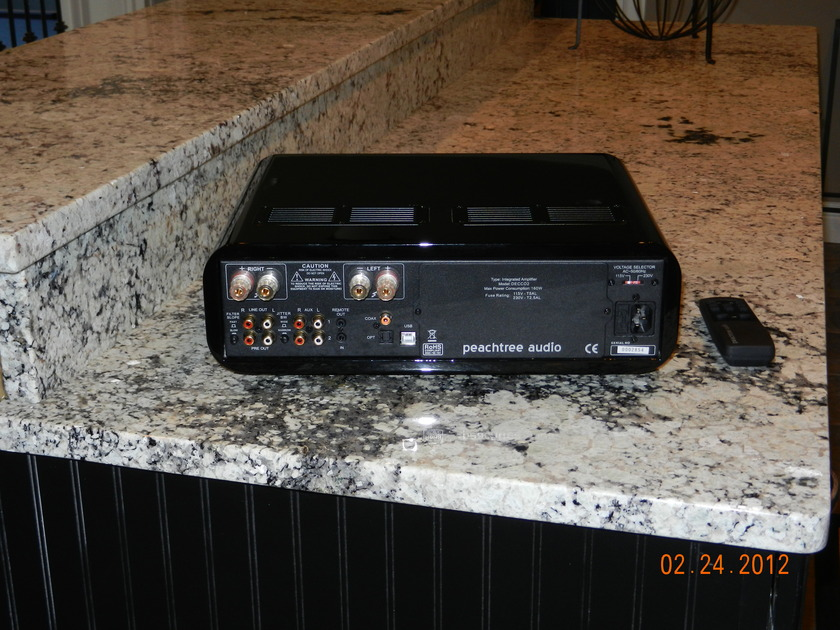 Peachtree Audio Decco2 Integrated Amp