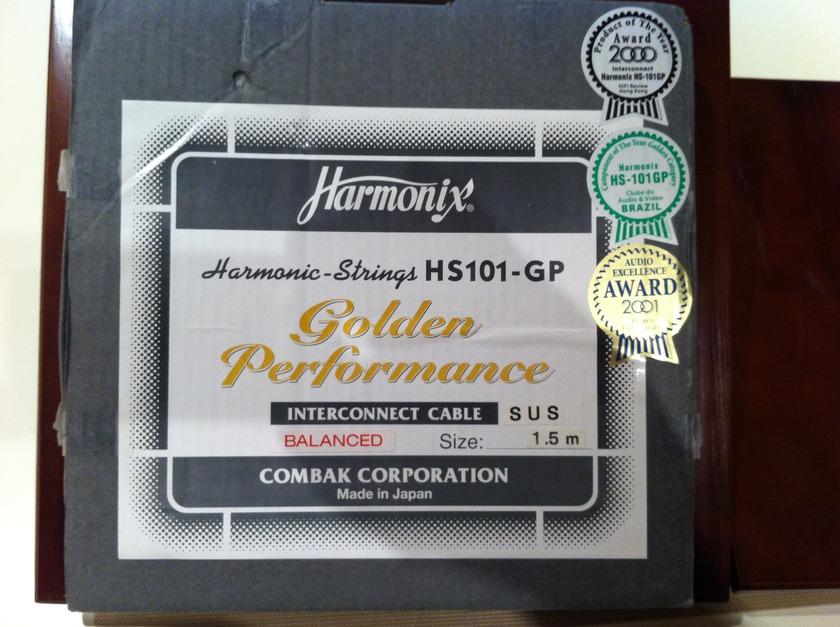 Harmonix [Combak]  HS-101GP 1.5m XLR  Lowest Price  on Audiogon