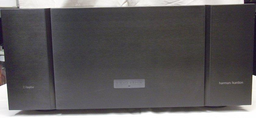 Citation 7.1 150W x 4 Power Amplifier