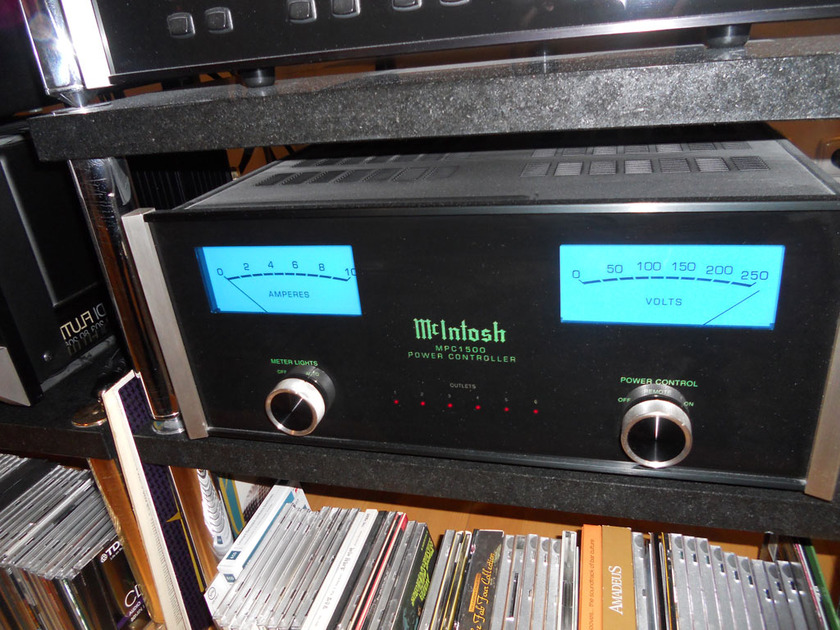 McIntosh MCP 1500 Power Controller