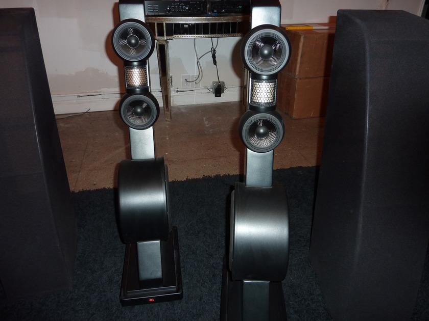 Gallo 3.1 Speakers Reference 3.1'S  Black / Black