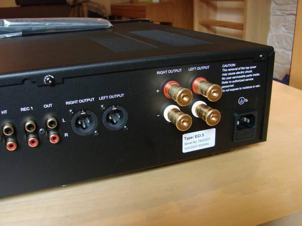 Electrocompaniet ECI5