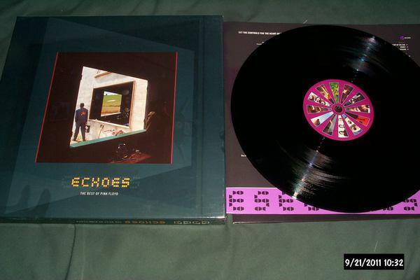 Pink floyd - Echoes 4 lp vinyl nm
