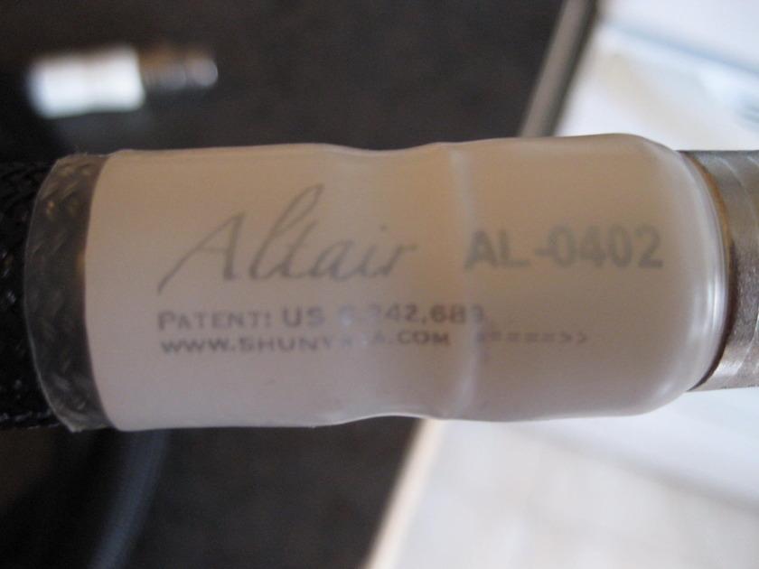Shunyata Altair,2M,XLR