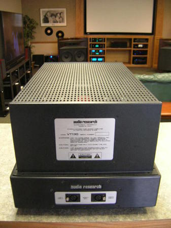 Audio Research VT-130 110 wpc. stereo amplifier