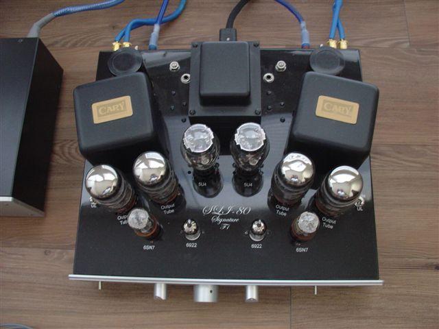 Cary  SLI-80 F1