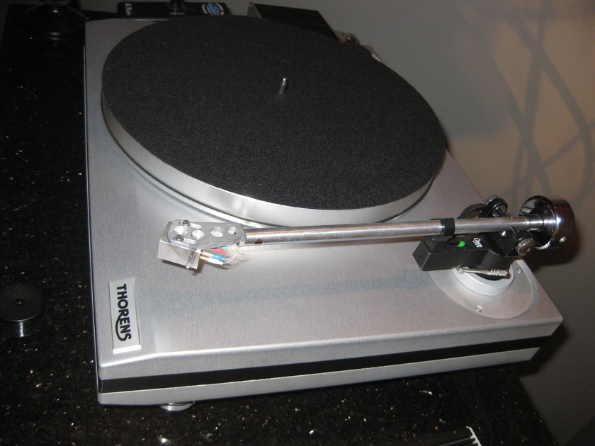 Thorens TD850  &  Origin Live Sliver Mark III Great Sound for the $ and easy to setup