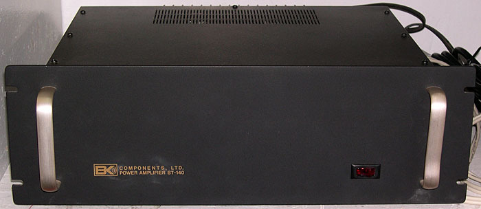 B&K ST-140  ST140 Solid-state 70 x 2 Stereo Power Amplifier