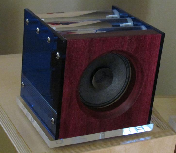 SIA  Custom-Made Alnico Super-  Tweeters  For Full-Range/High-E   Speaker Sytems