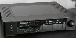 Meridian G95 DVD receiver system