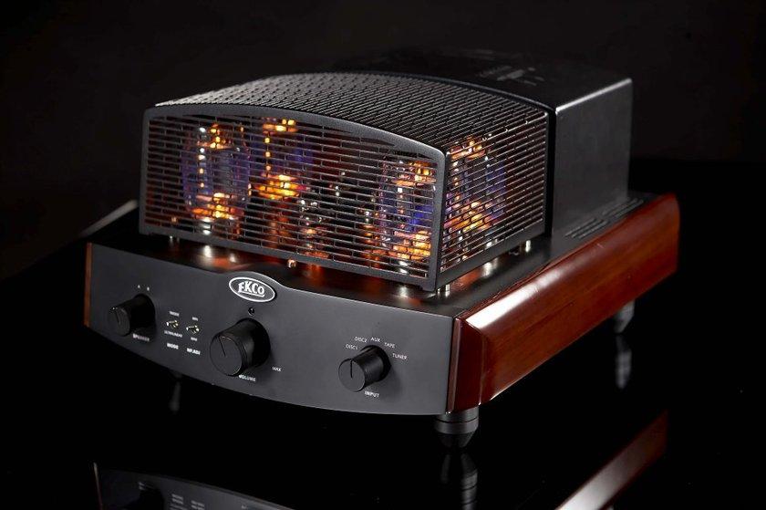 EKCO AUDIO  EV555SE Tube intergrated amp