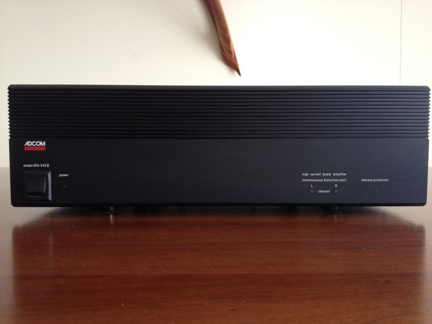 Adcom GFA-545II Amplifier