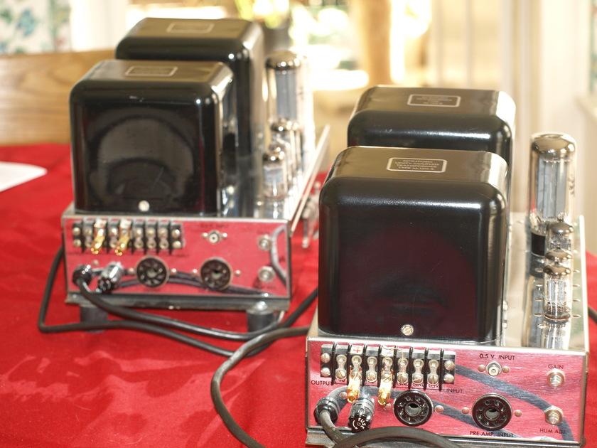 McIntosh MC30 Classic power amps