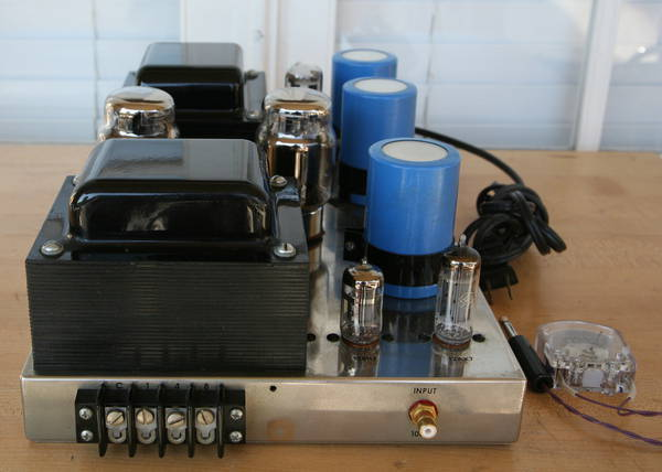 Quicksilver KT-88  Tube PR Mono Amplifiers