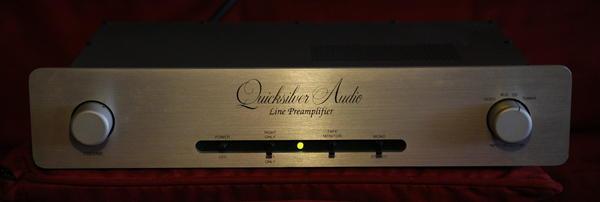 Quicksilver Line Pre Amplifier Tube Line Stage!!!