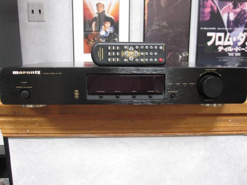 Marantz ST7001 FM/AM/Sirius ready tuner