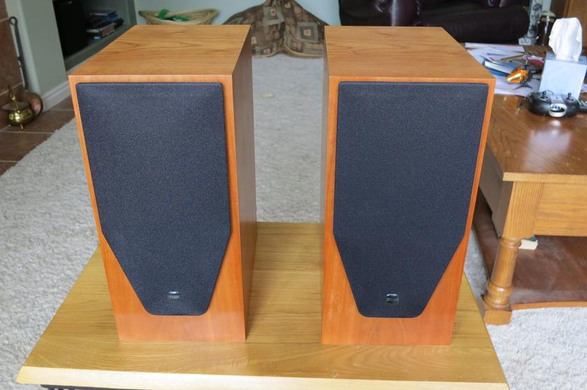 Rega RS1 Loudspeakers, Cherry - Excellent Floor Demos!