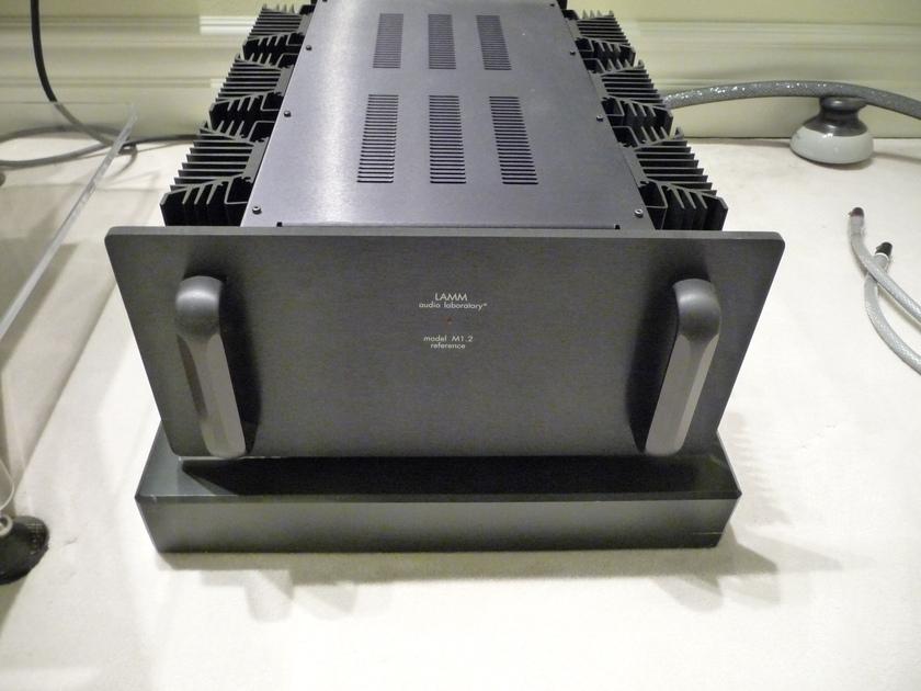 LAMM M1.2 Reference Hybrid Power Amplifier