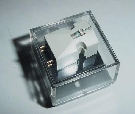 Denon DL-103S rare LOMC low output moving coil cartridge