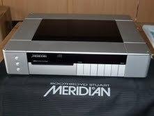 Meridian  G06.2 24 bit CD player used