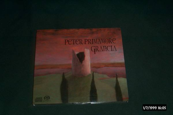 Peter primamore - Grancia sacd hybrid