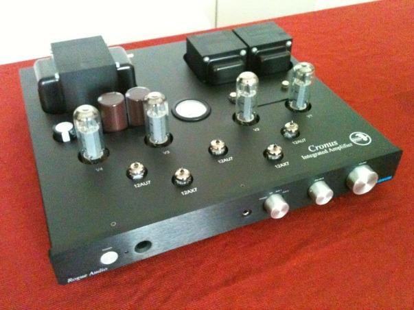 Rogue Cronus Magnum Integrated amp