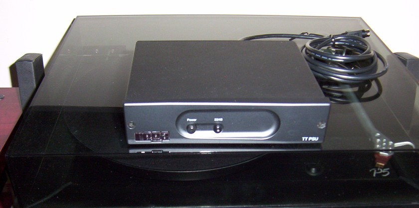 Rega TT-PSU Black