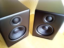 Audio Engine A2 Black