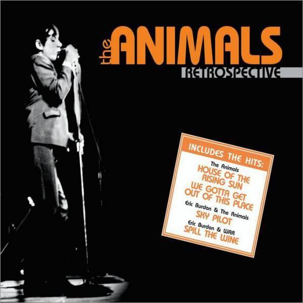 The Animals Retrospective - Retrospective SACD Super Audio CD Greatest Hits 22 Songs!