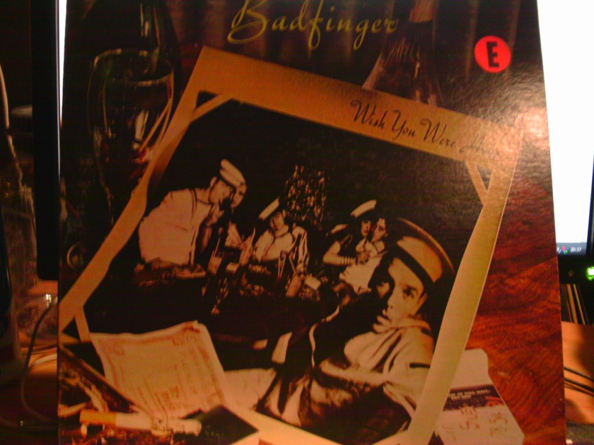 BADFINGER - WISH YOU WERE HERE
