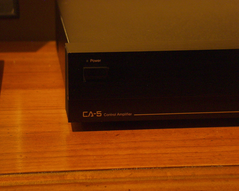 Nakamichi CA-5 preamp Priced to sell