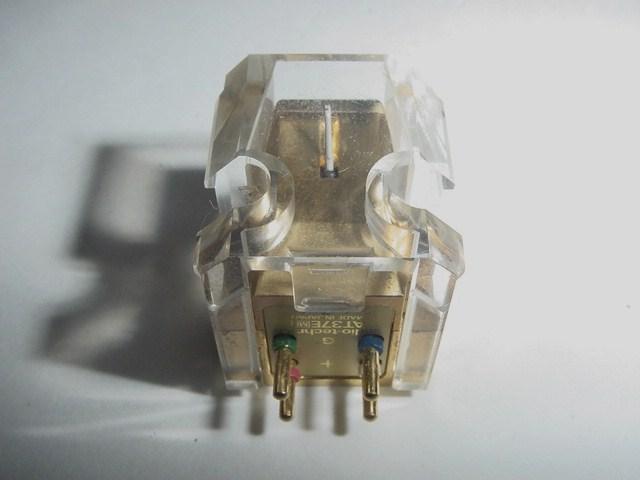Audio Technica AT-37E rare low output MC cartridge LOMC Audiotechnica
