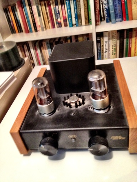 AES/Cary Audio AES-3  AES-3  exquisite line stage pre-amp