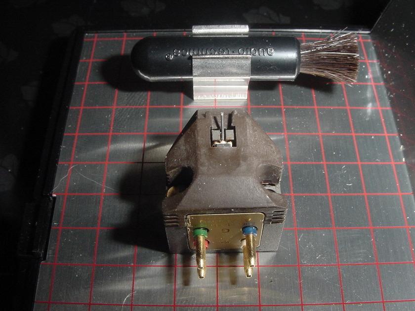 Audio Technica ART 1 best AT cartridge ever LOMC 5 stars by Vinyl Engine