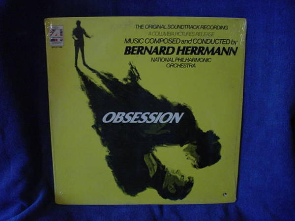 Bernard Herman - Obsession london phase 4 stereo spc21160