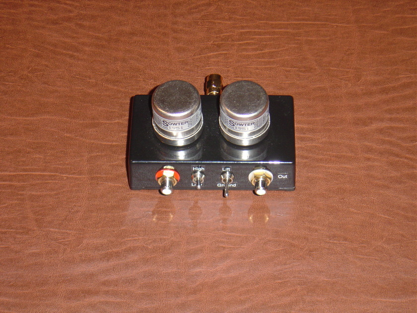 Bob's Devices SUT Sowter 1951 Black with Cardas connections