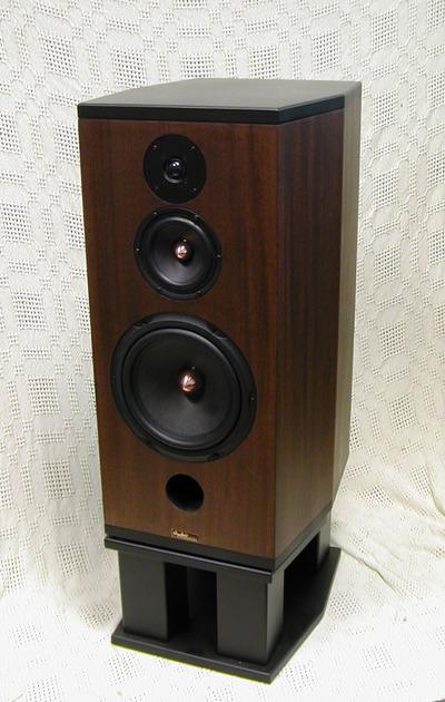 Tyler Acoustics Decade MM5 mastering monitors!
