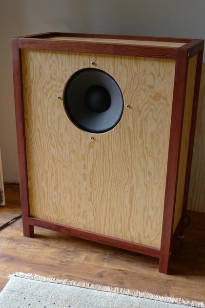 """Tannoy 12"""" Monitor Gold Open Baffles"""