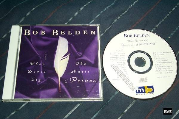 Bob belden - When Doves Cry music of prince cd nm