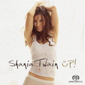Shania Twain - UP Multichannel SACD Factory Sealed Super Audio CD