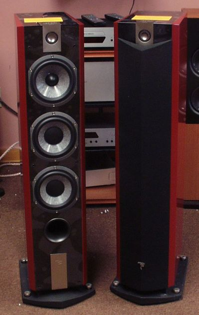 Focal 826W 30th Anniversary model