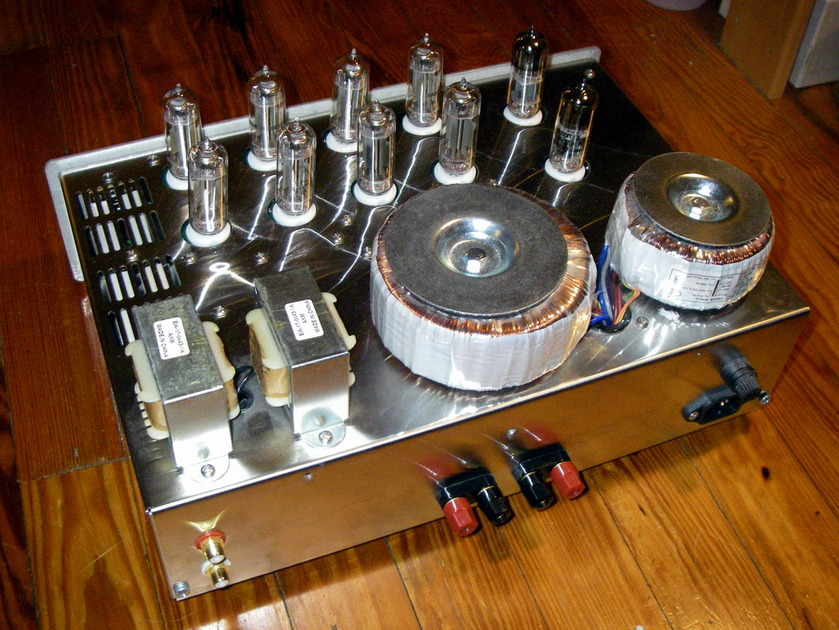 Transcendent Sound SE OTL amplifier
