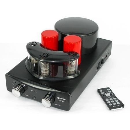 Dared New Dv-6c 6 & 5.1  channel world 1st  6-ch tube amp